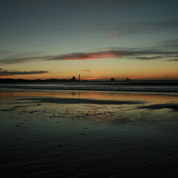 New Plymouth Sunset